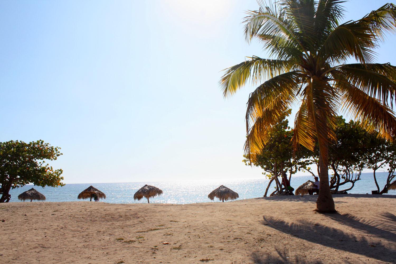 Playa Ancón bei Trinidad