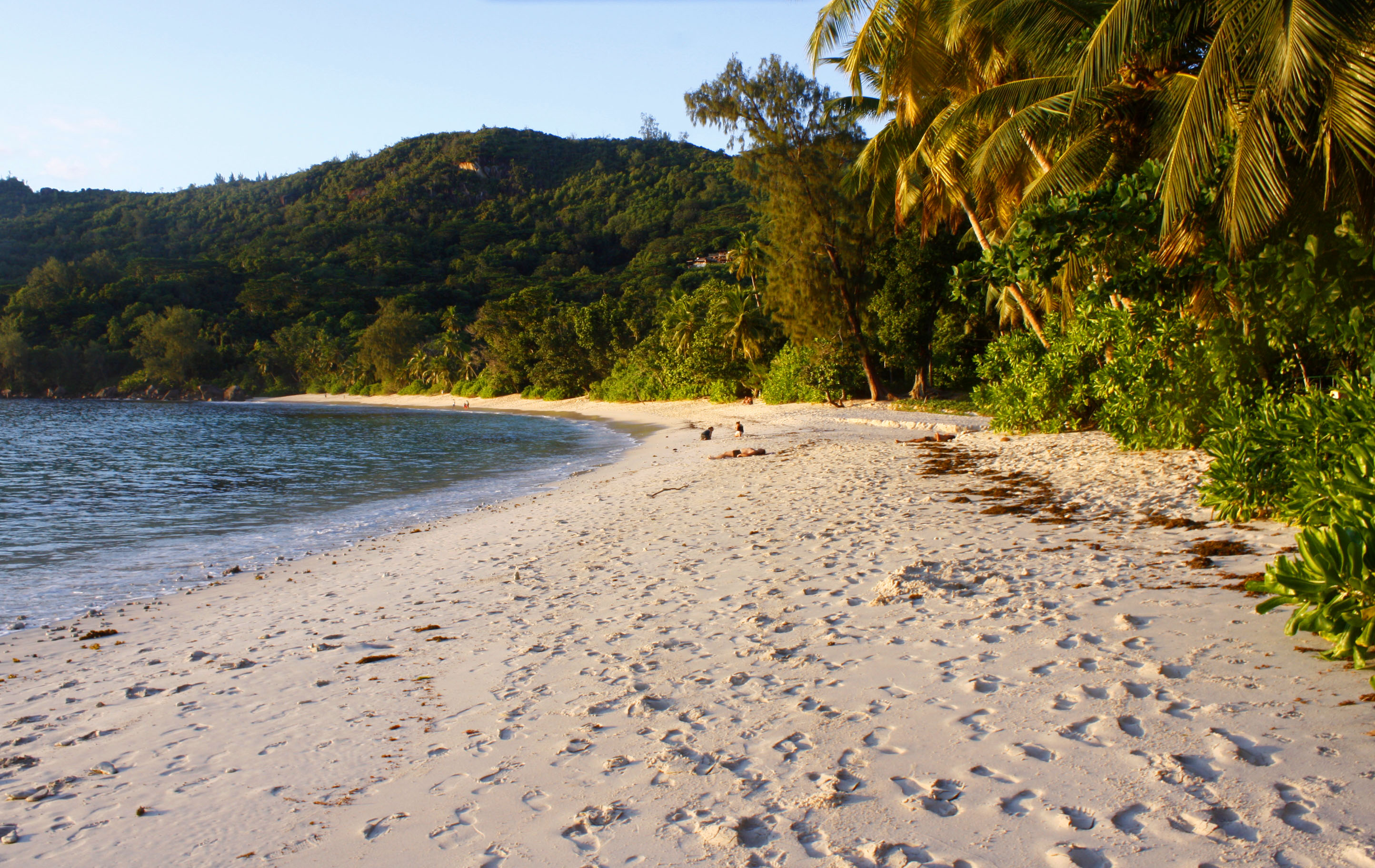 Takamaka Mahe Seychellen