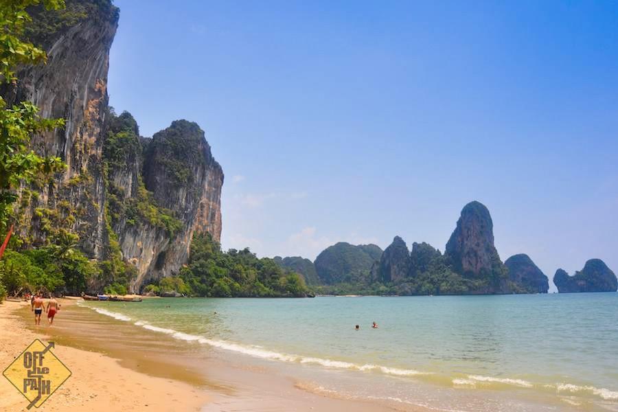 Ton Sai Beach, Thailand