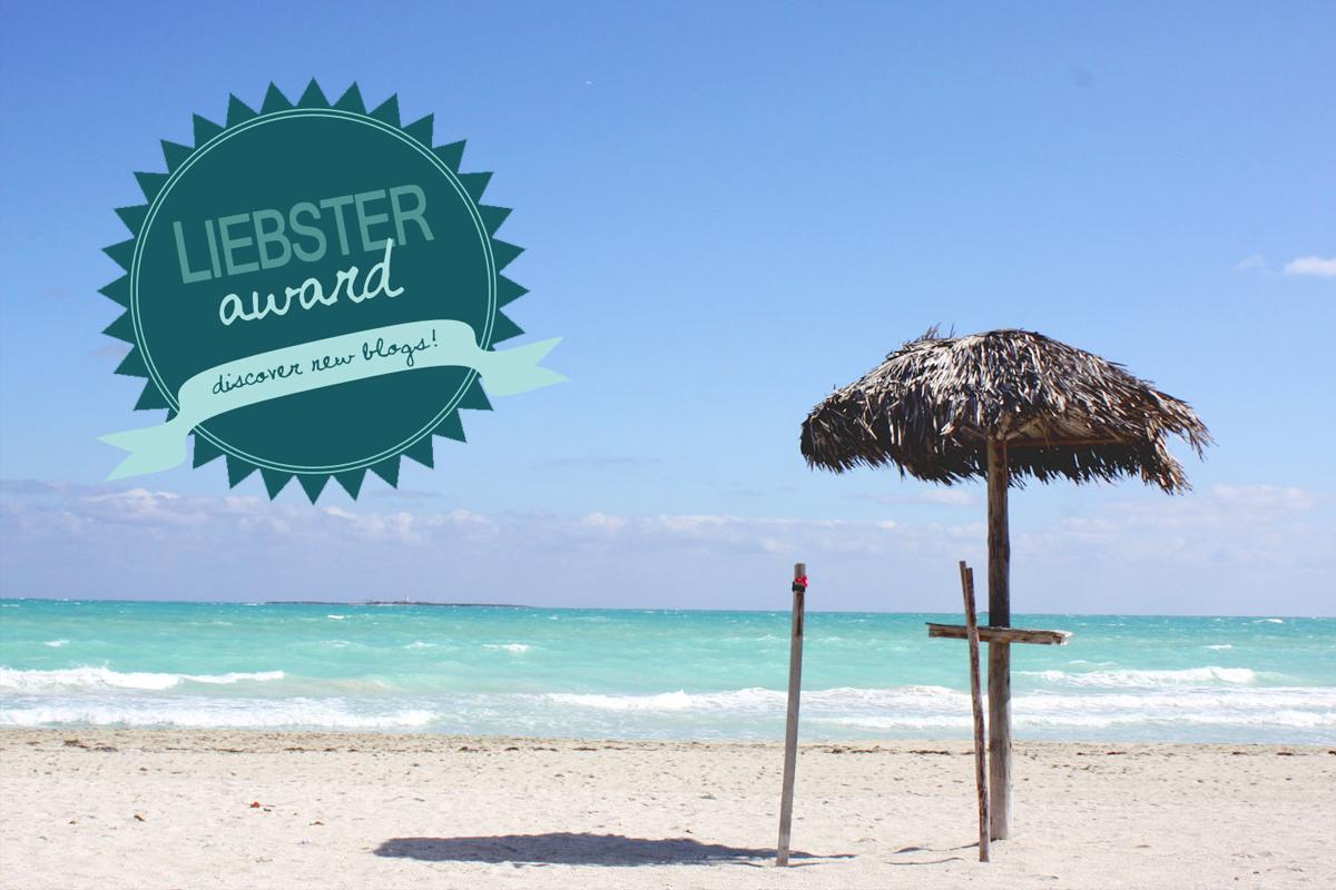 Reiseblog Wolkenweit Liebster Award Nominierung