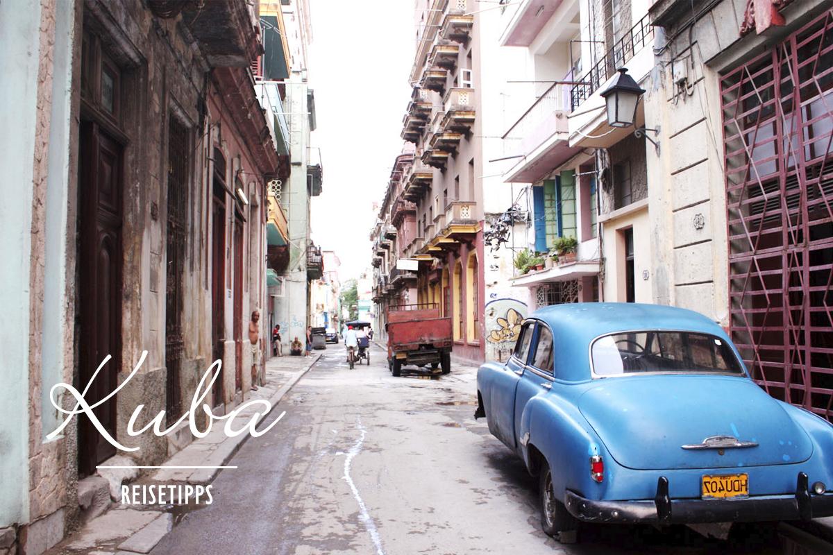 Reisetipps Kuba