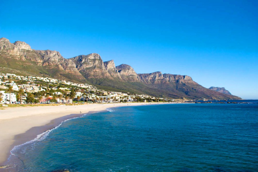 Camps Bay in Kapstadt