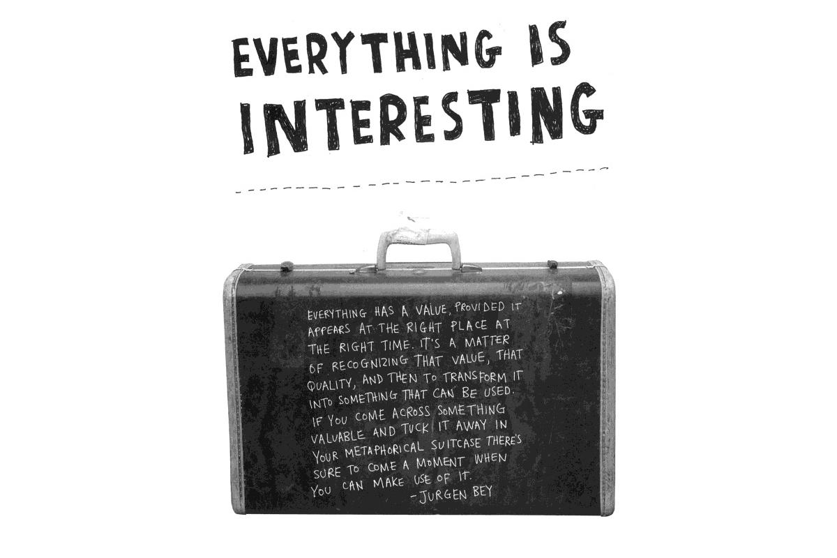 KimSmith_Everything_is_interesting