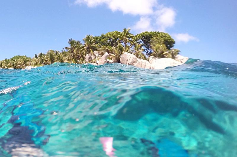 Instragam WOLKENWEIT SEychellen