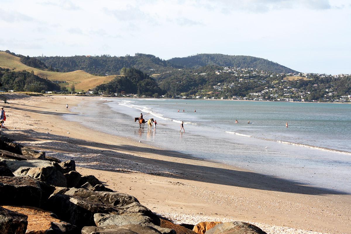 Mercury Bay, Whitianga, Coromandel Penisula, Neuseeland