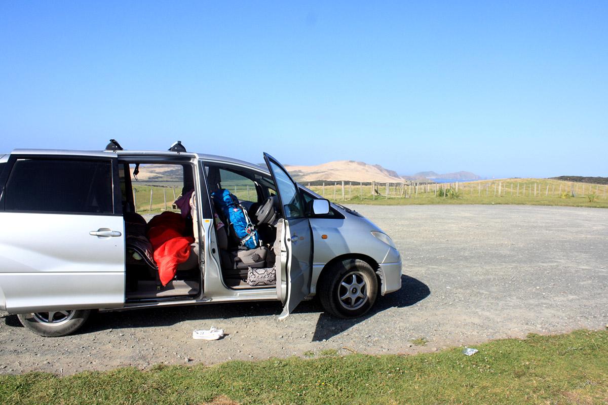 Roadtrip Northland Neuseeland