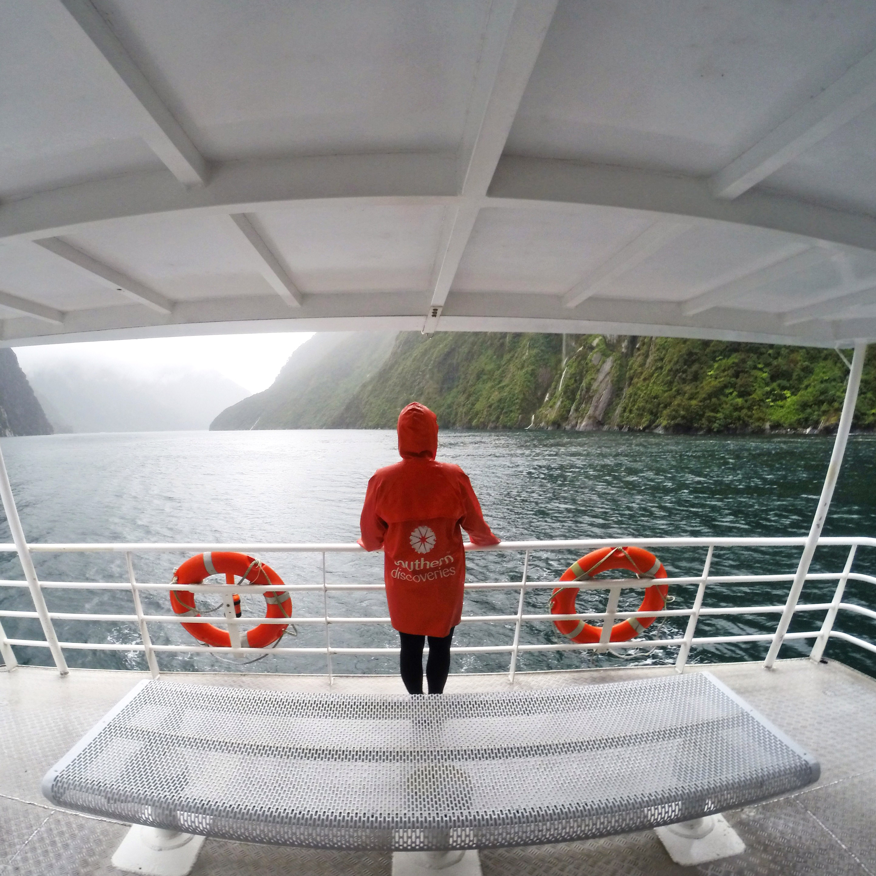 Milford Sound, Südinsel, Neuseeland, Fiordland, Natur