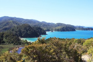 Neuseeland Südinsel, Abel Tasman Nationalpark
