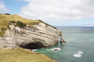 Neuseeland Südinsel Cape Farewell