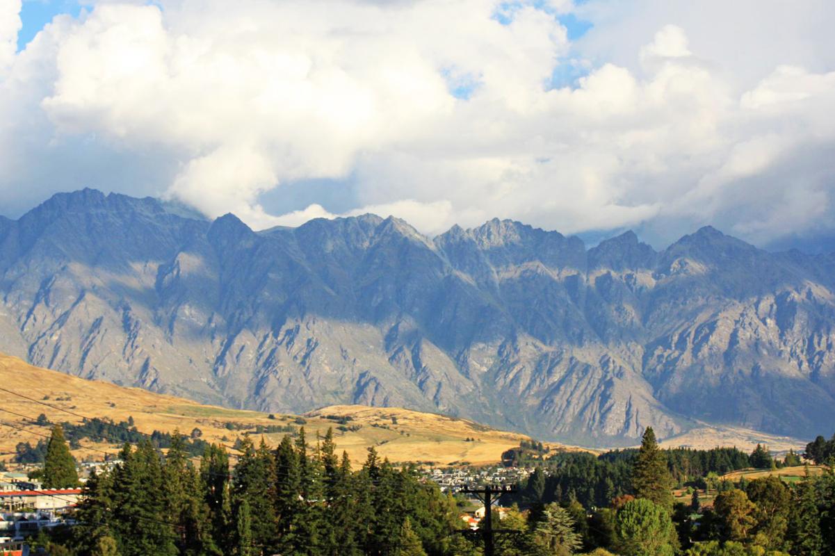 Neuseeland Südinsel Queenstown