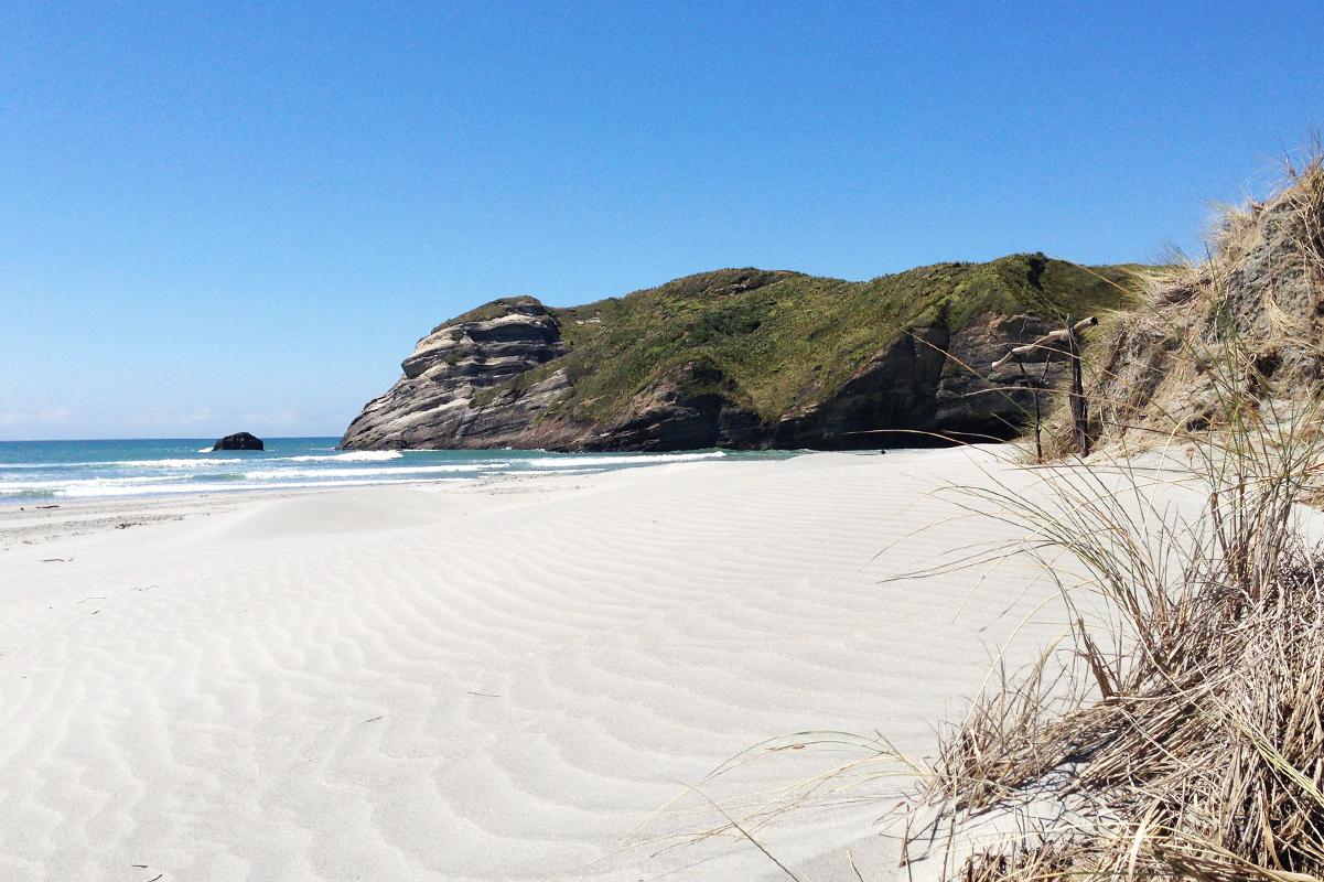 Neuseeland_Suedinsel_Whararaki_Beach_2