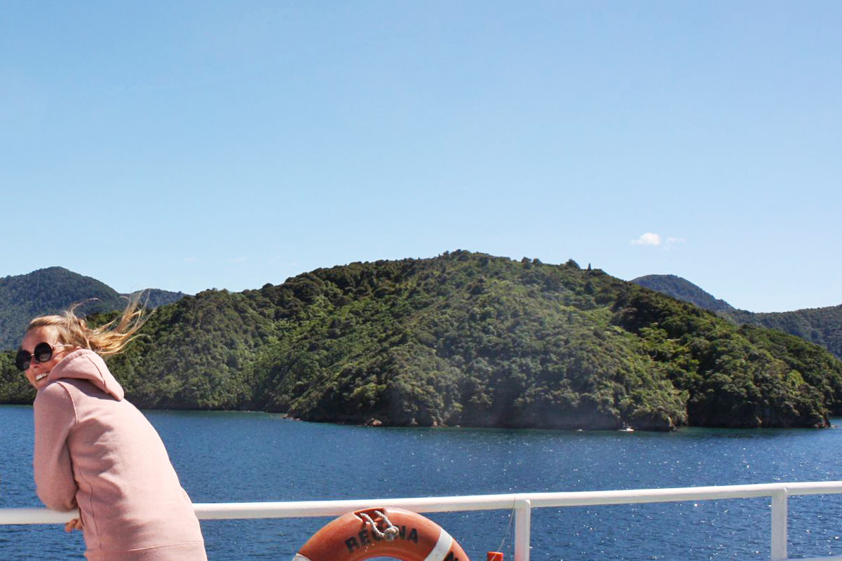 Neuseeland Nordinsel Südinsel Fähre