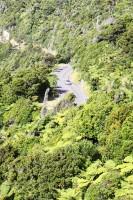 Neuseeland Südinsel, Westküse, Natur, Küstenstraßen