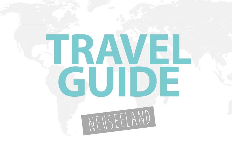 Reiseführer Neuseeland Empfehlung