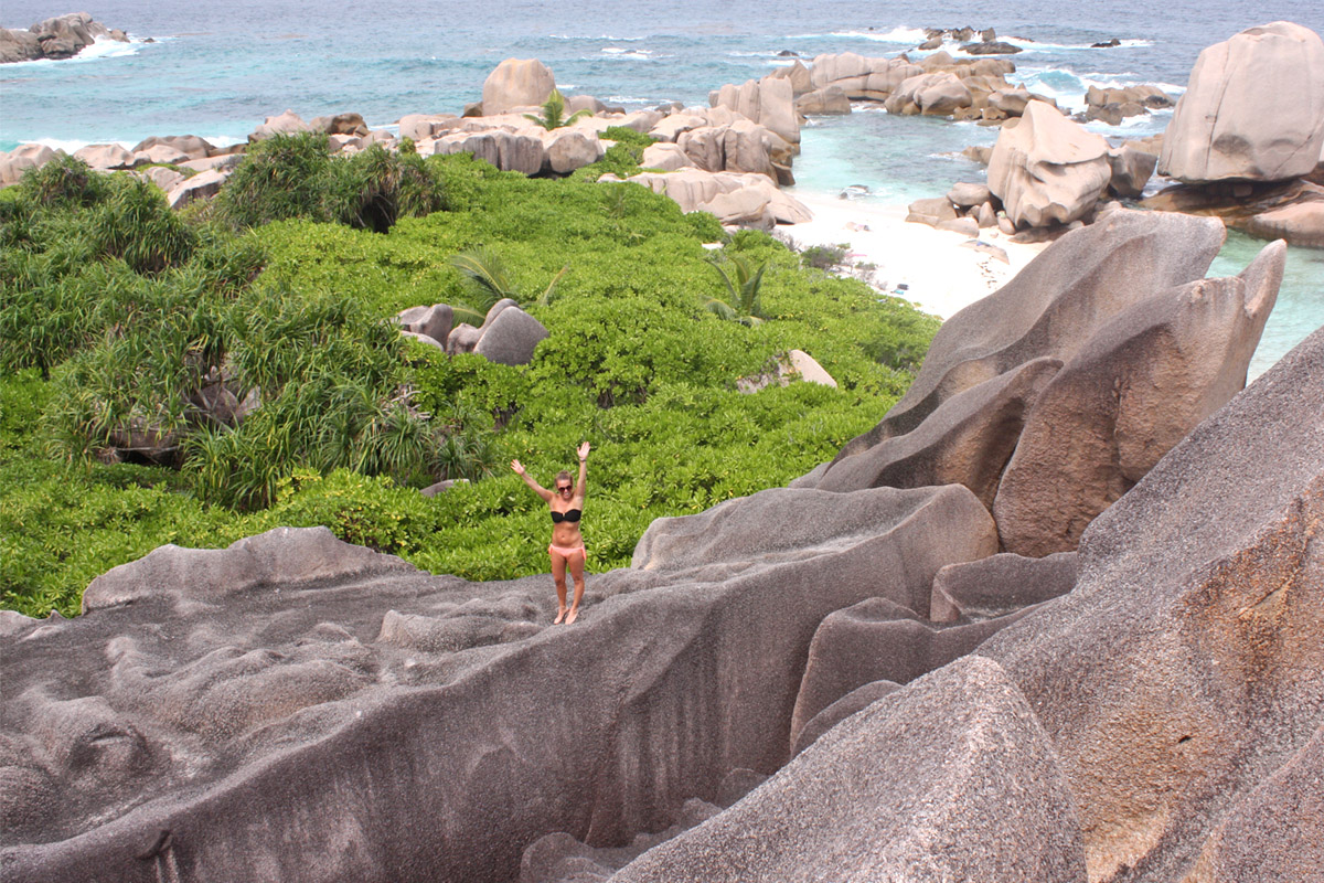 Anse Marron La Digue