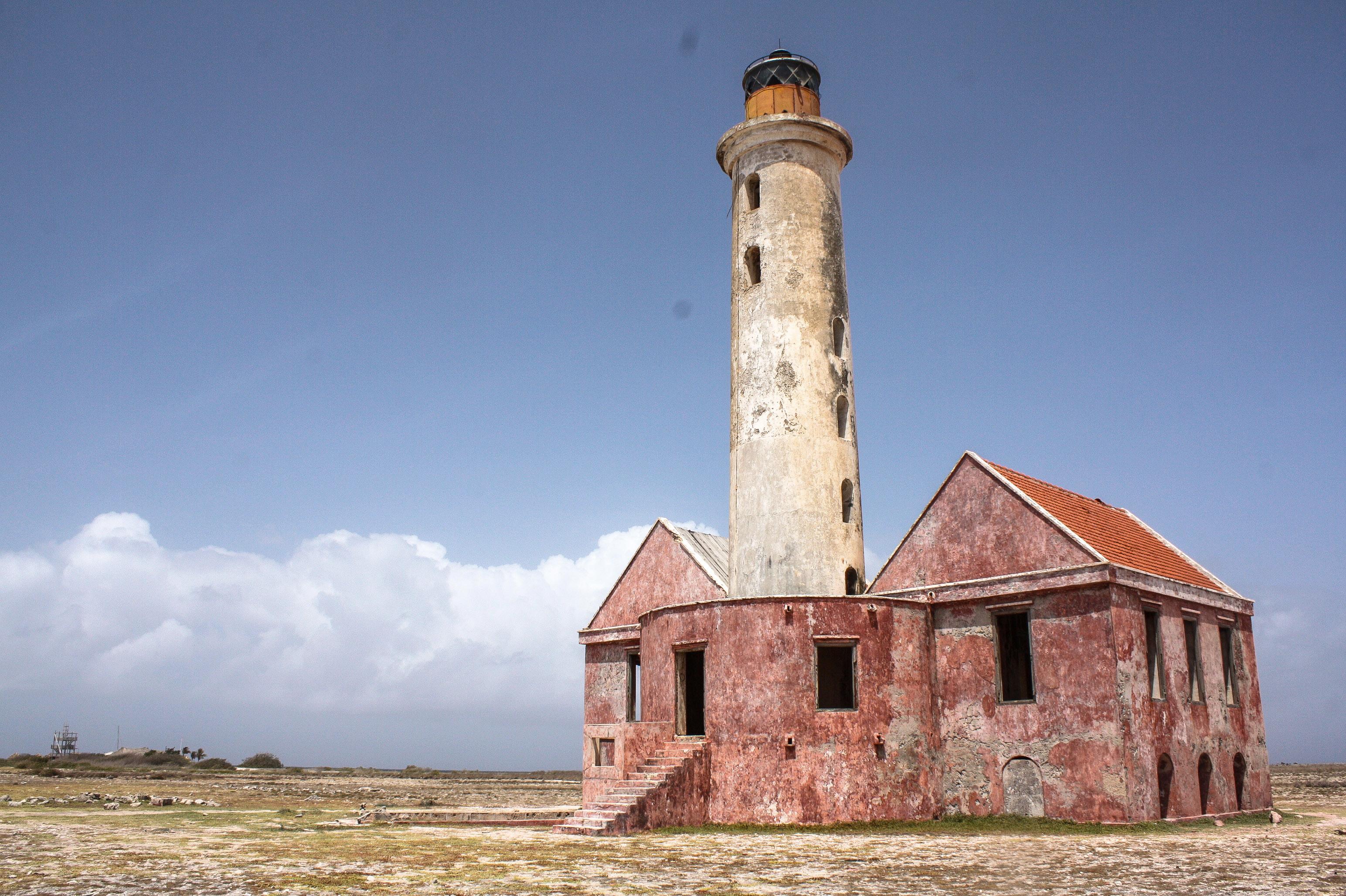 Klein Curacao Leuchtturm
