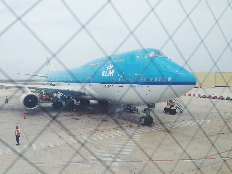 KLM Curacao