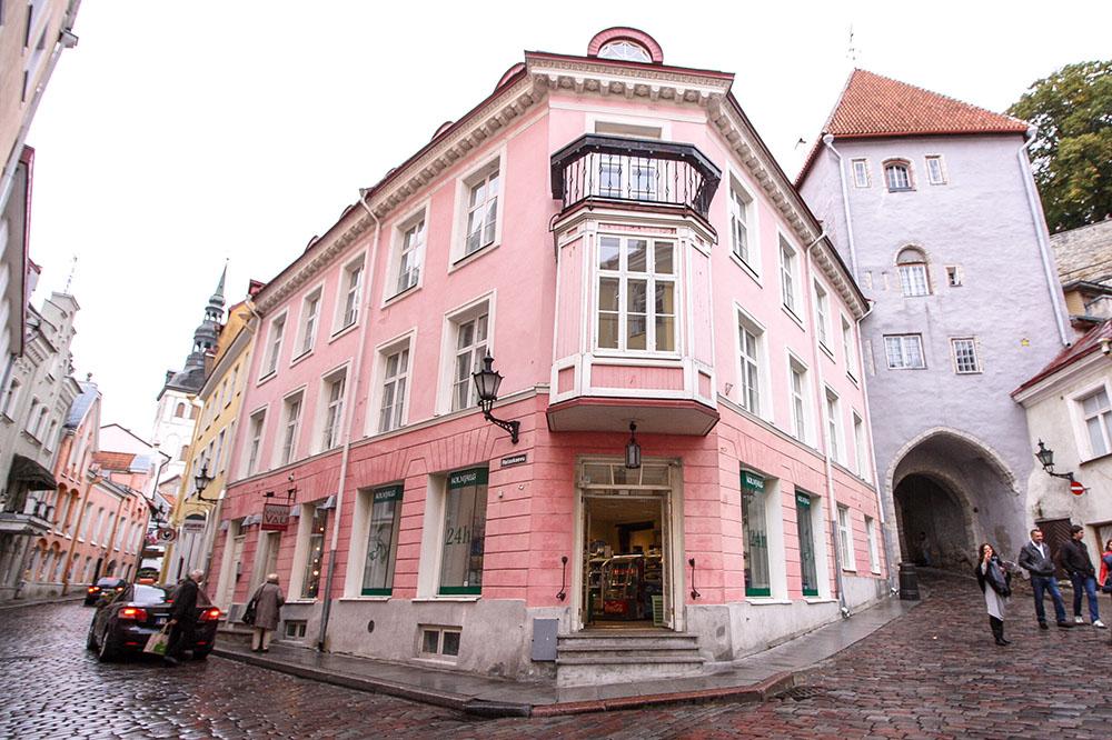 Tallinn Sehenswürdigkeiten Oldtown Tallinn