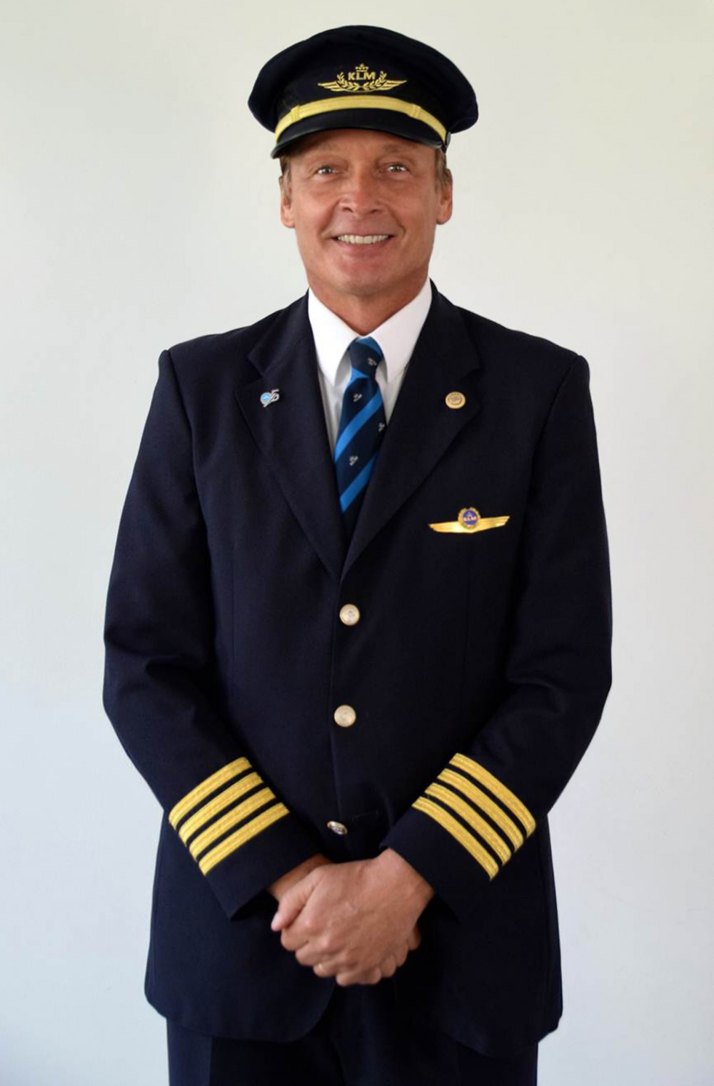 KLM interview with pilot