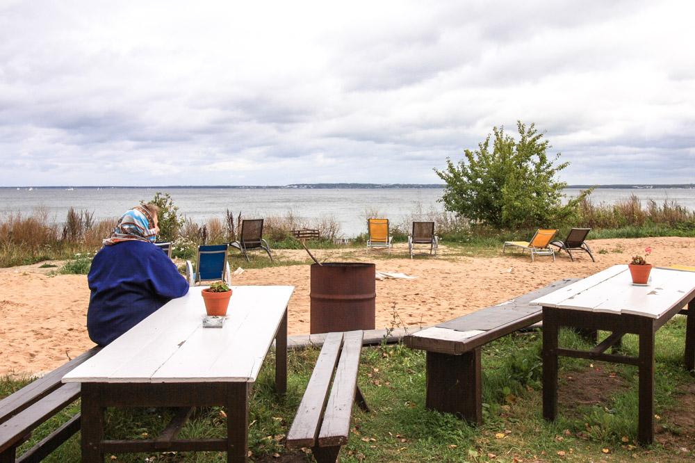 Beachbar Tallinn Estland