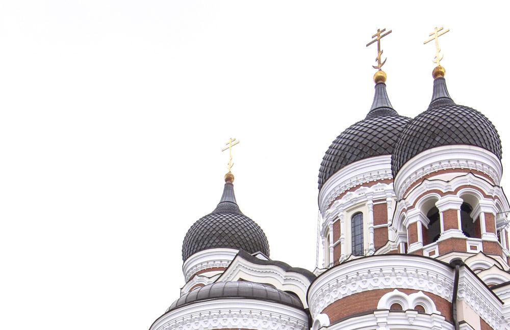 Alexander-Newski-Kathedrale, Tallinn Estland