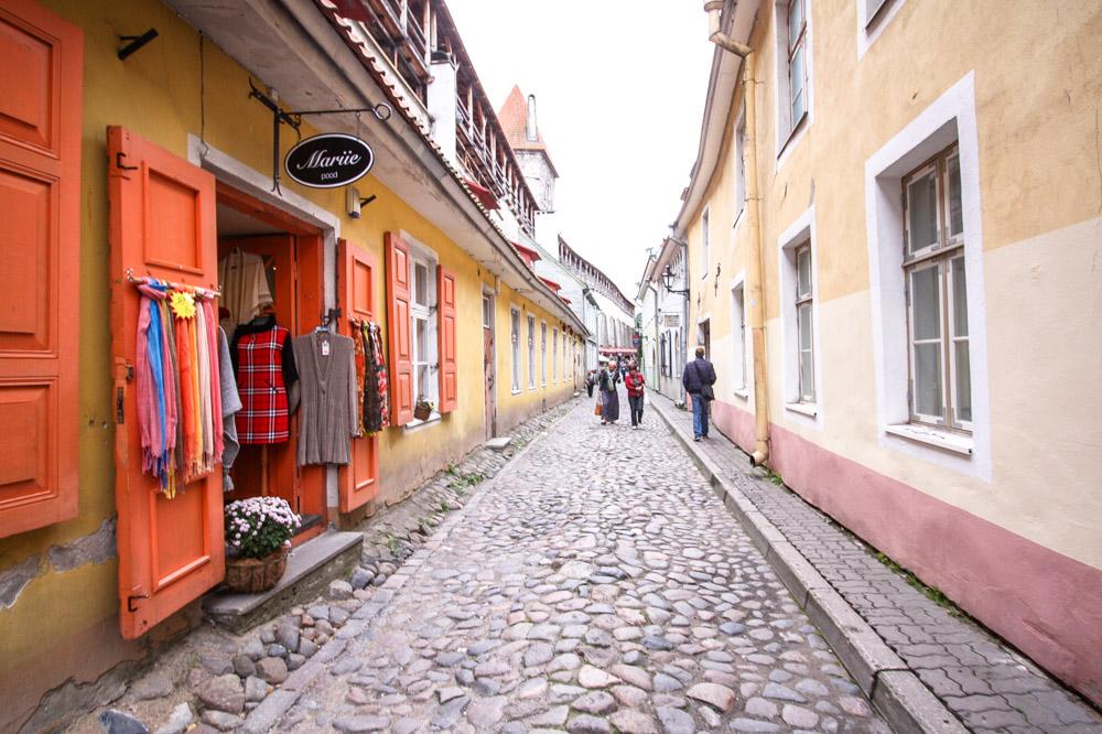 Oldtown, Tallinn Estland