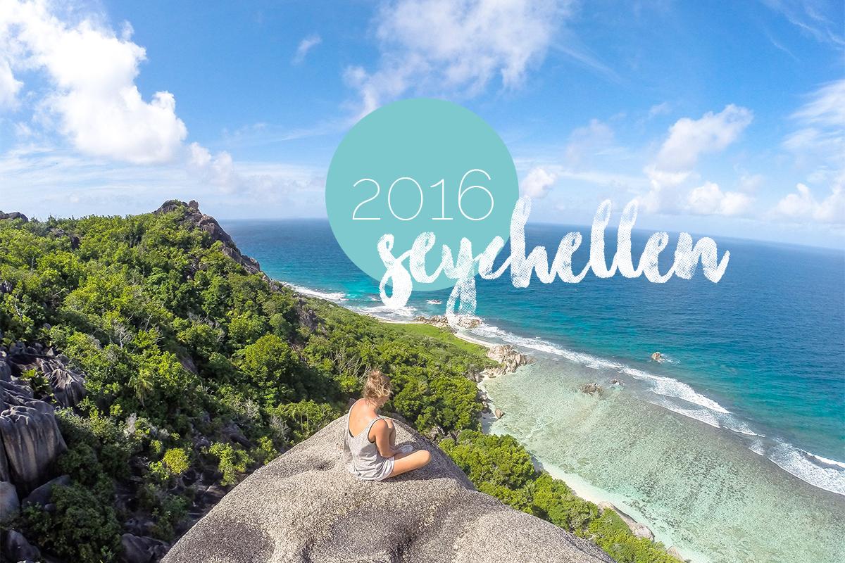 Seychellen Fotokalender 2016