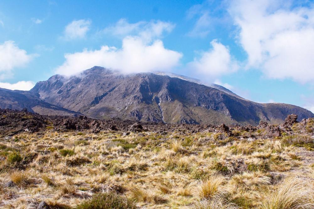 Tongariro Alpine Crossing Neuseeland