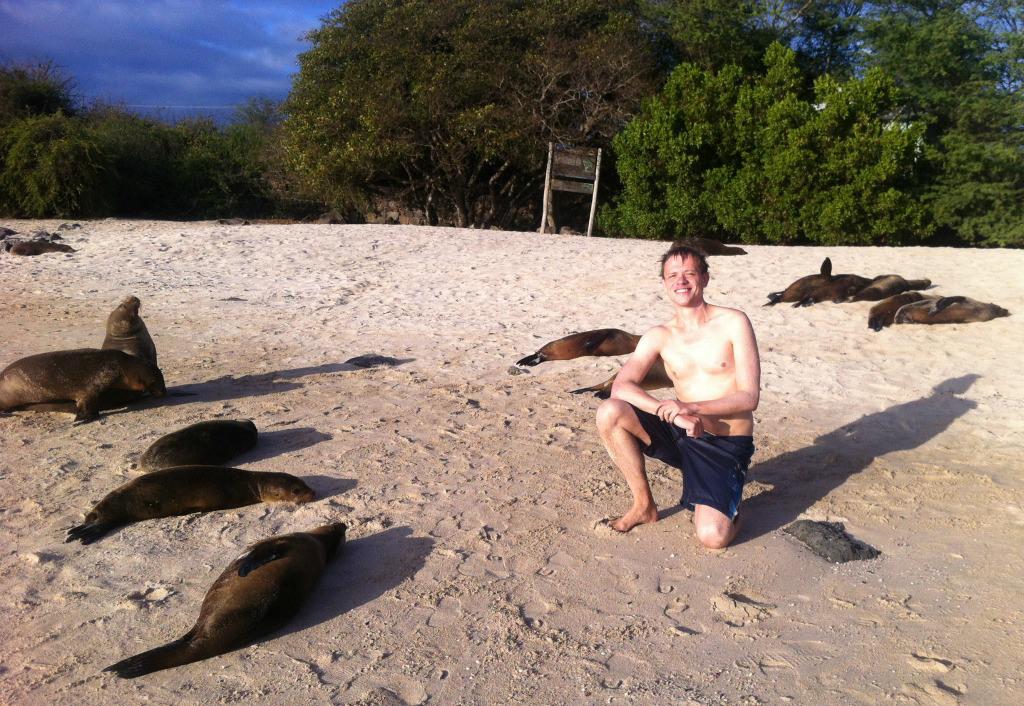 Schnorcheln Galapagos