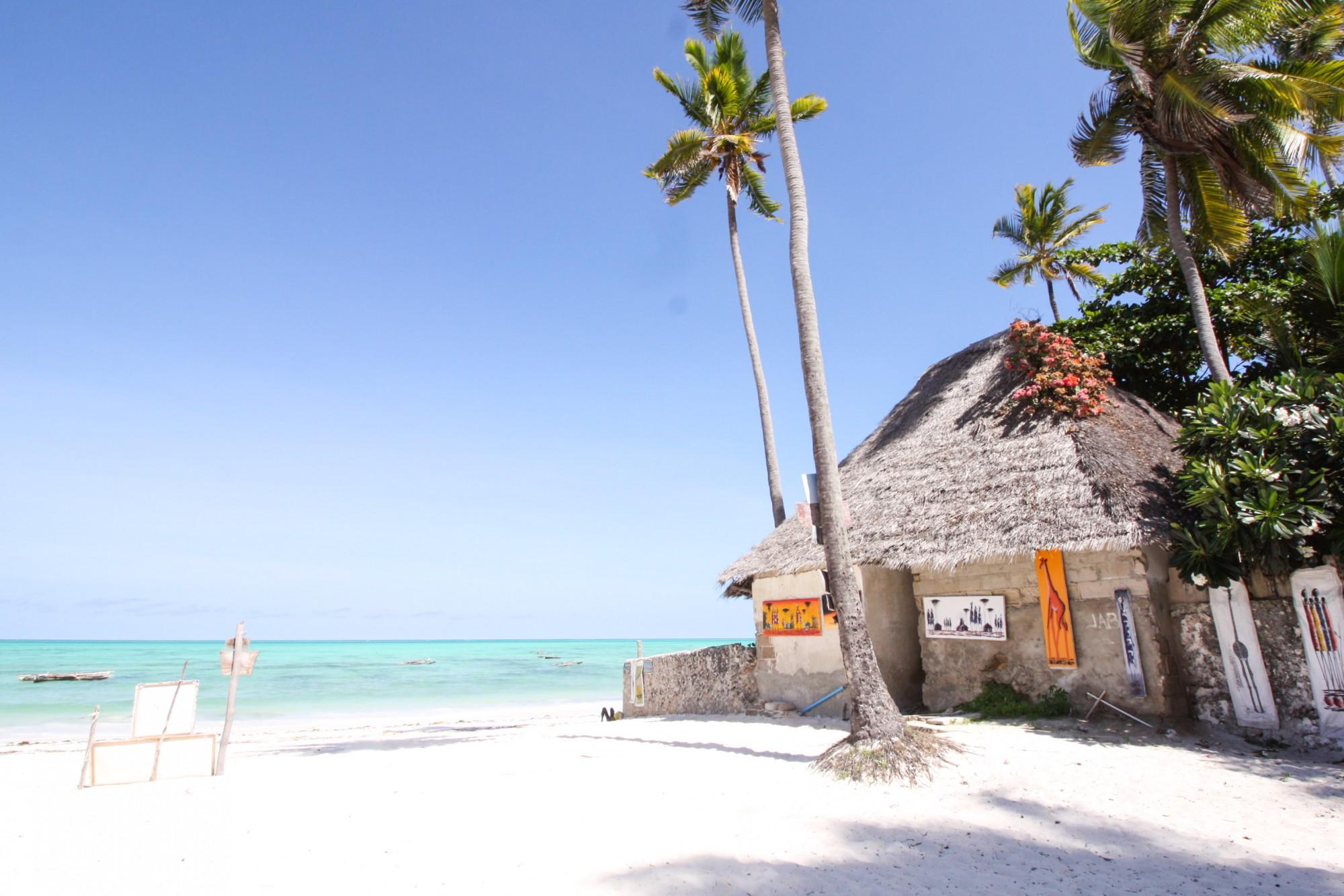 Sansibar Jambiani Strand