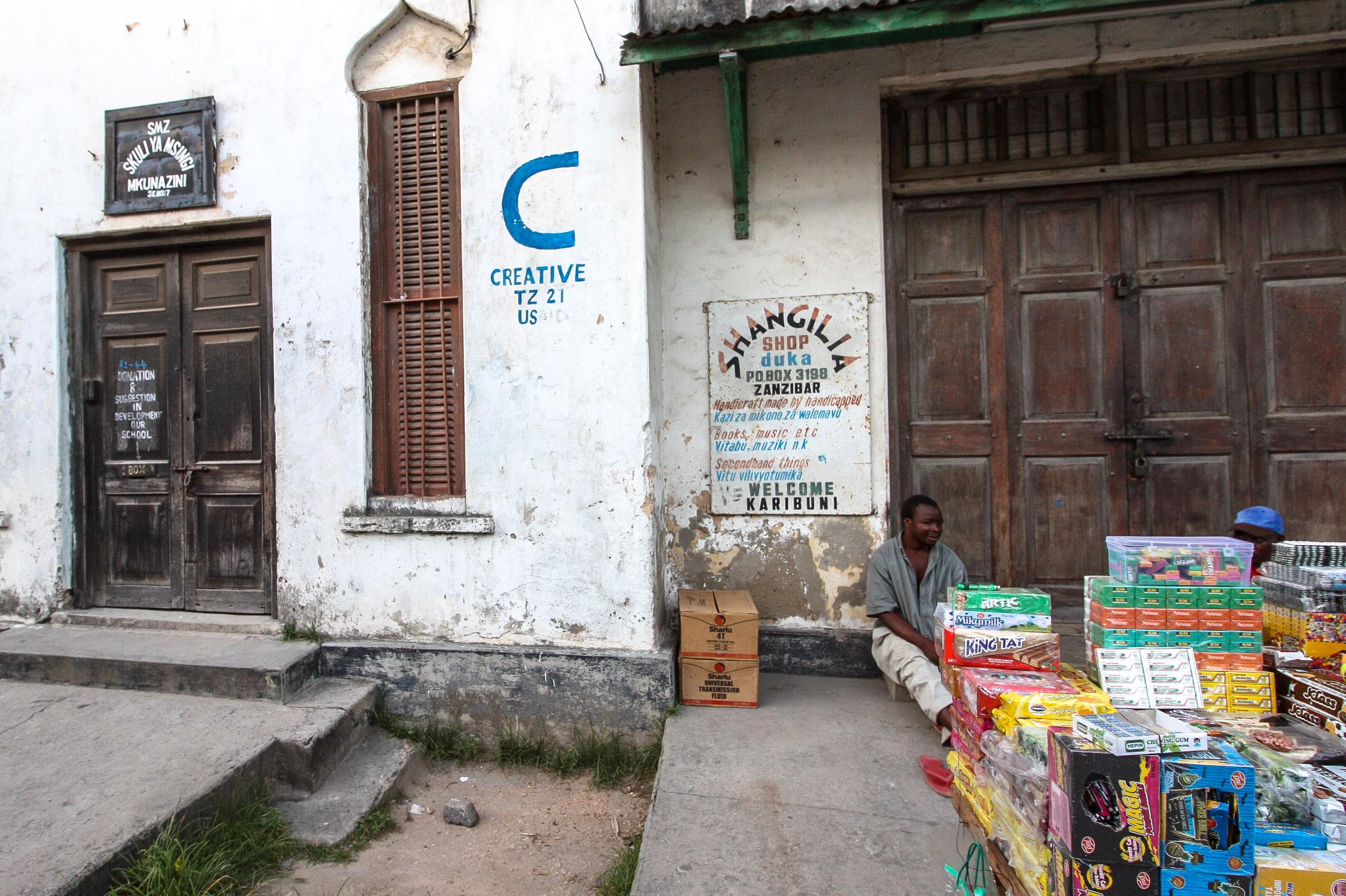Sansibar Stonetown Reisebericht