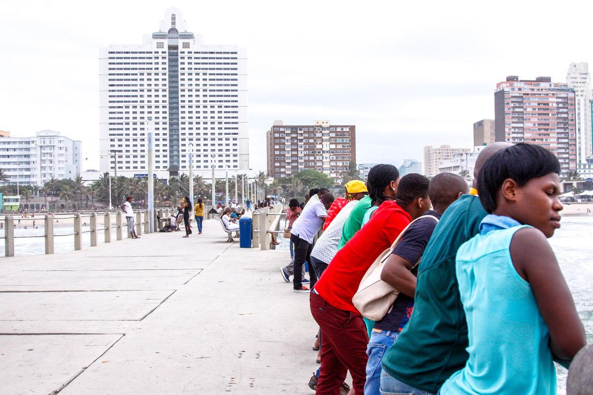 Südafrika Rundreise, Durban