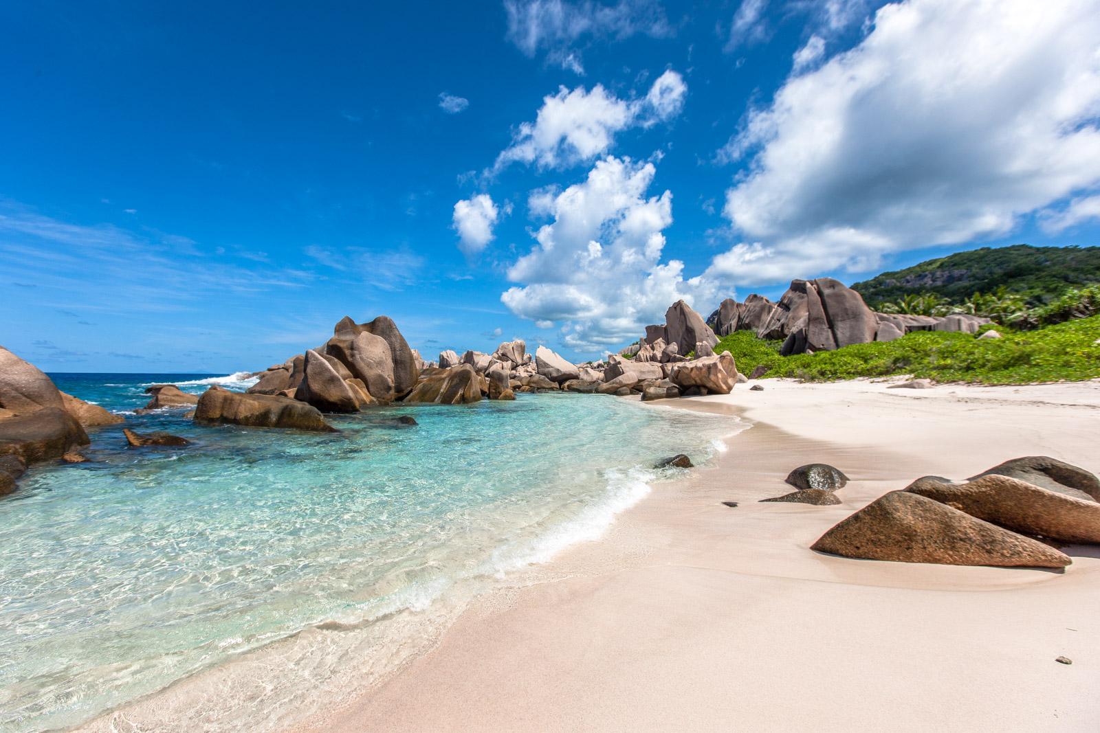 Seychellen - La Digue - Anse Marron