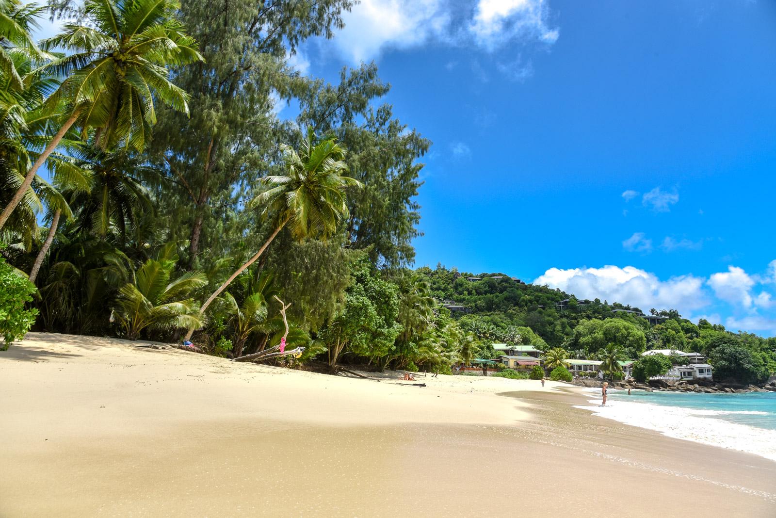 Seychellen Mahé Anse Soleil