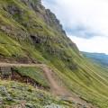 Sani Pass, Drakensberge, Lesotho, Südafrika