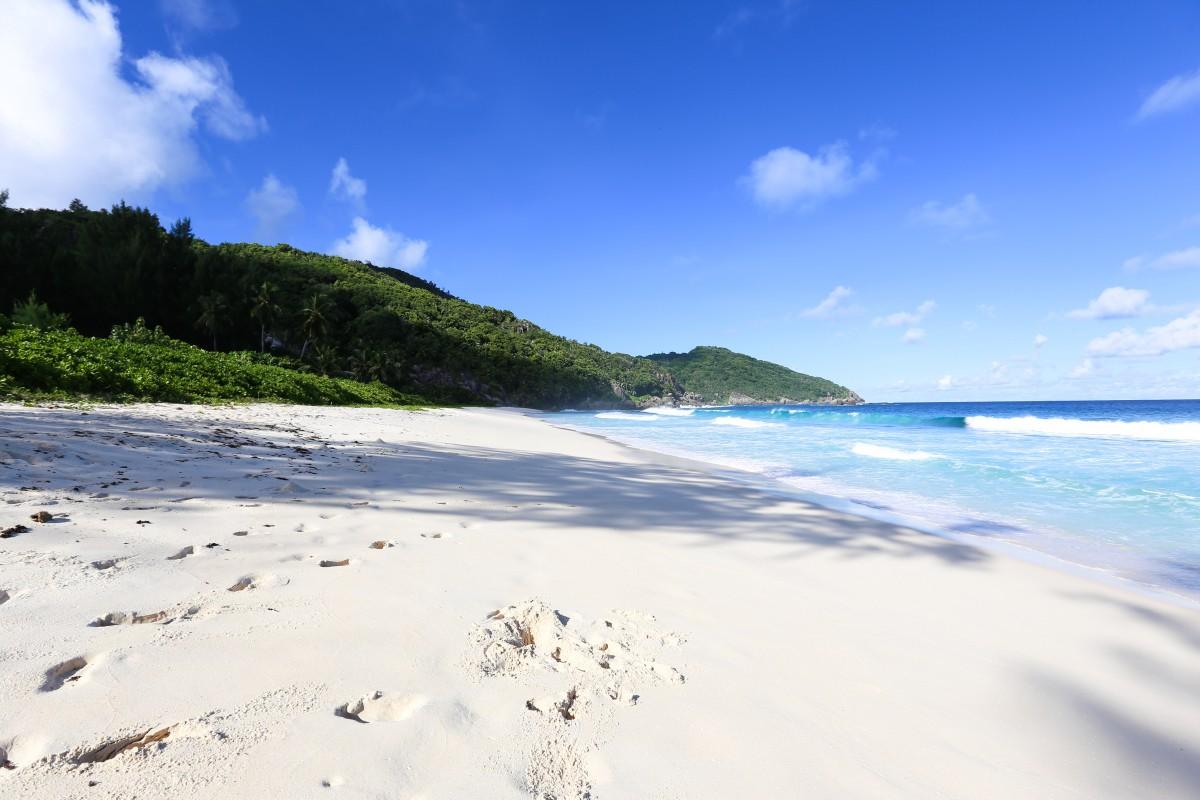 Police Bay, Mahé, Seychellen