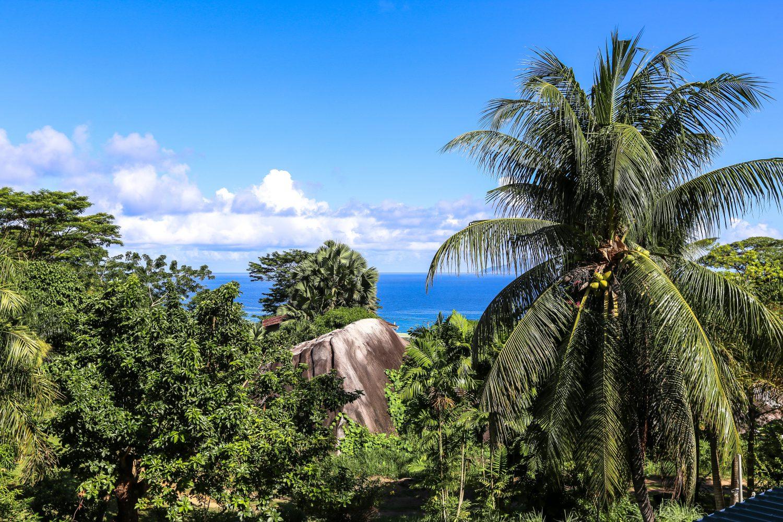 Lemongrass Lodge, beau vallon, mahé, seychellen