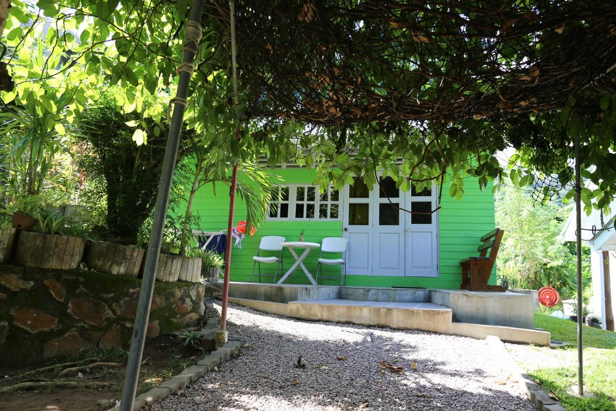 Lemongrass Guesthouse, Beau Vallon, Mahé, Seychellen