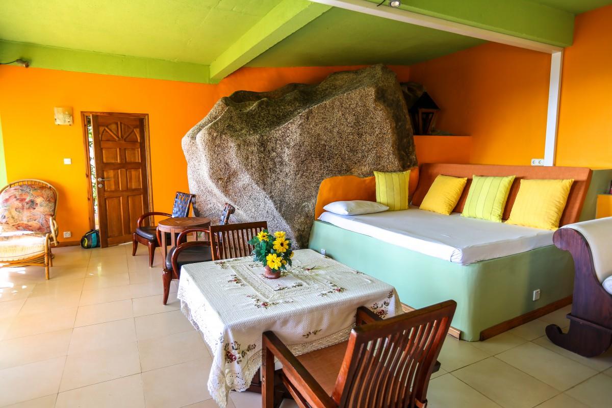 Anse Takamaka View Guest House, Mahé, Seychellen