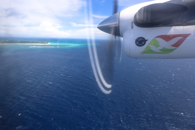 Bird Island Seychellen
