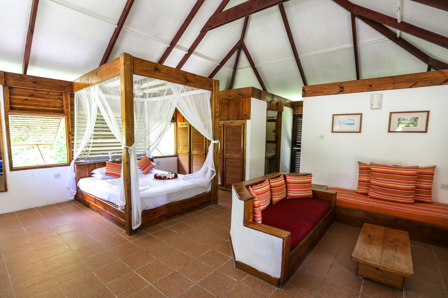 Bird Island Lodge Seychelles