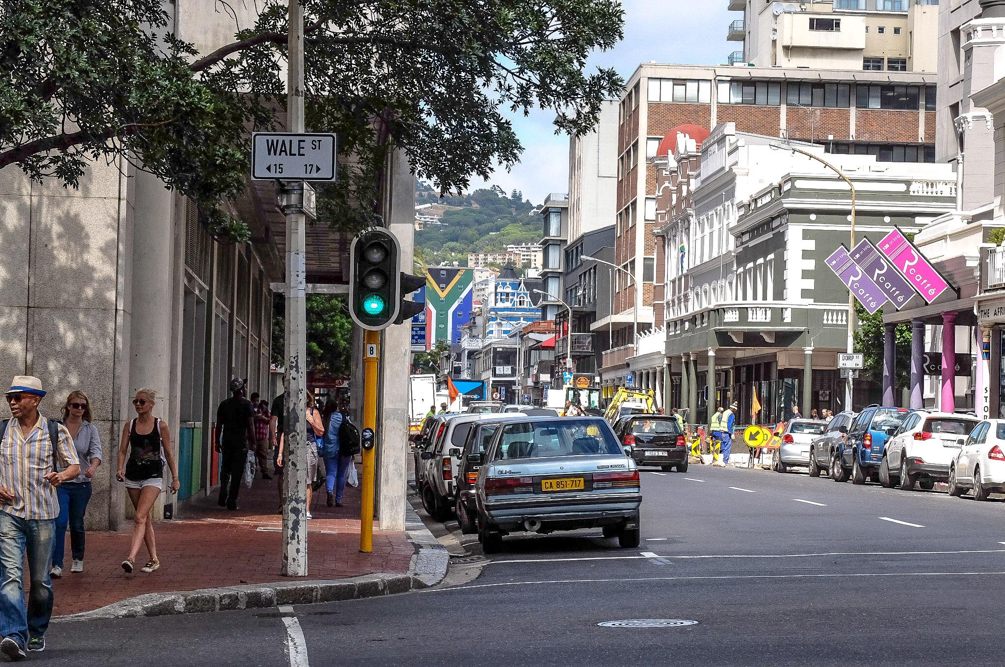 Kapstadt Tipp: Shoppen Restaurants an der Long Street