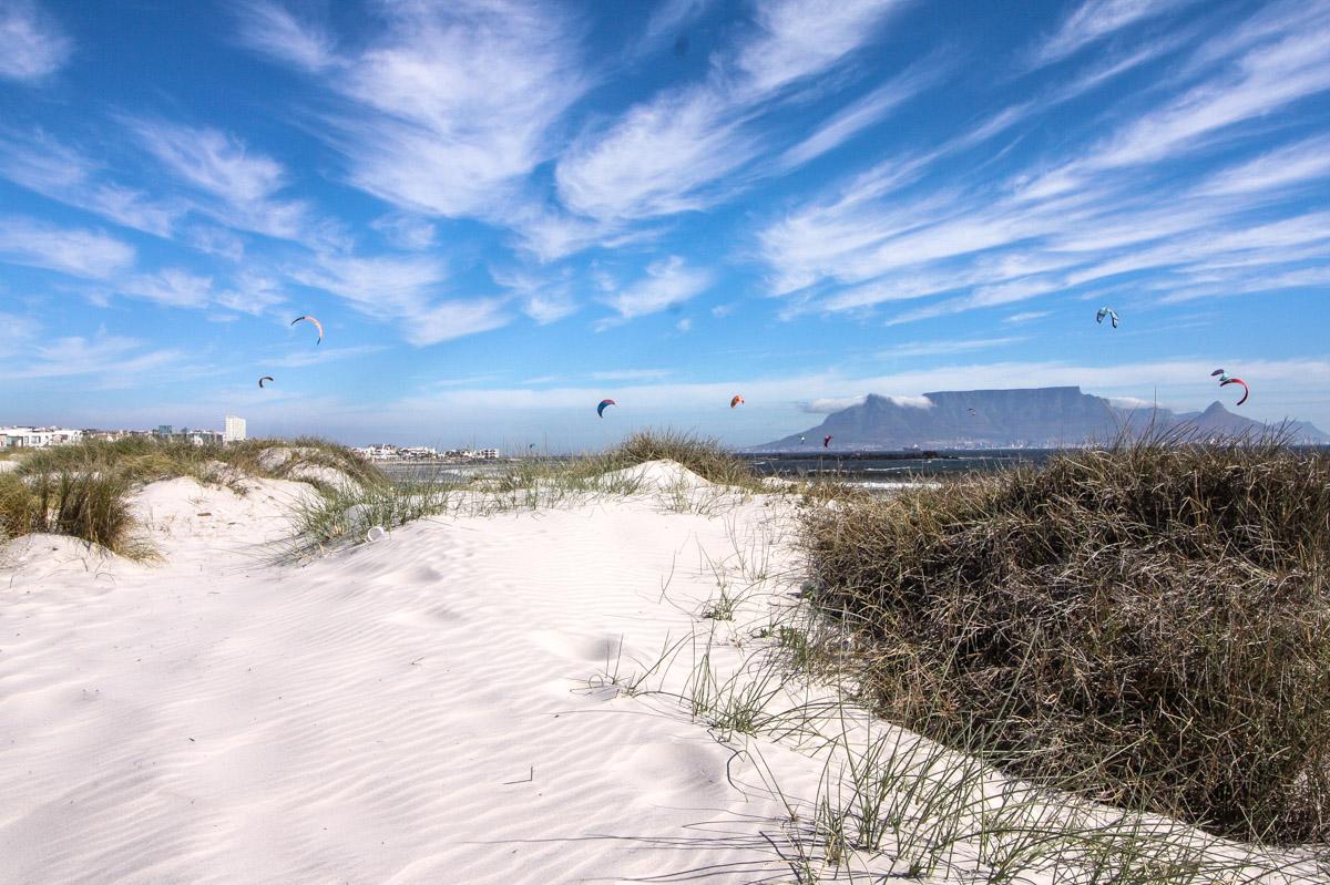 Tipp für Kapstadt: Bloubergstrand