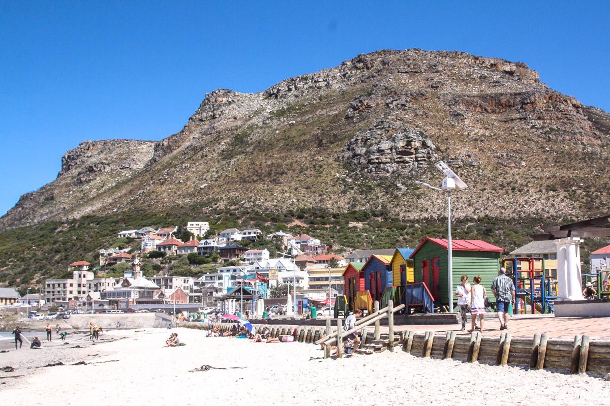 Kapstadt Tipps & Sehenswürdigkeiten: Muizenberg