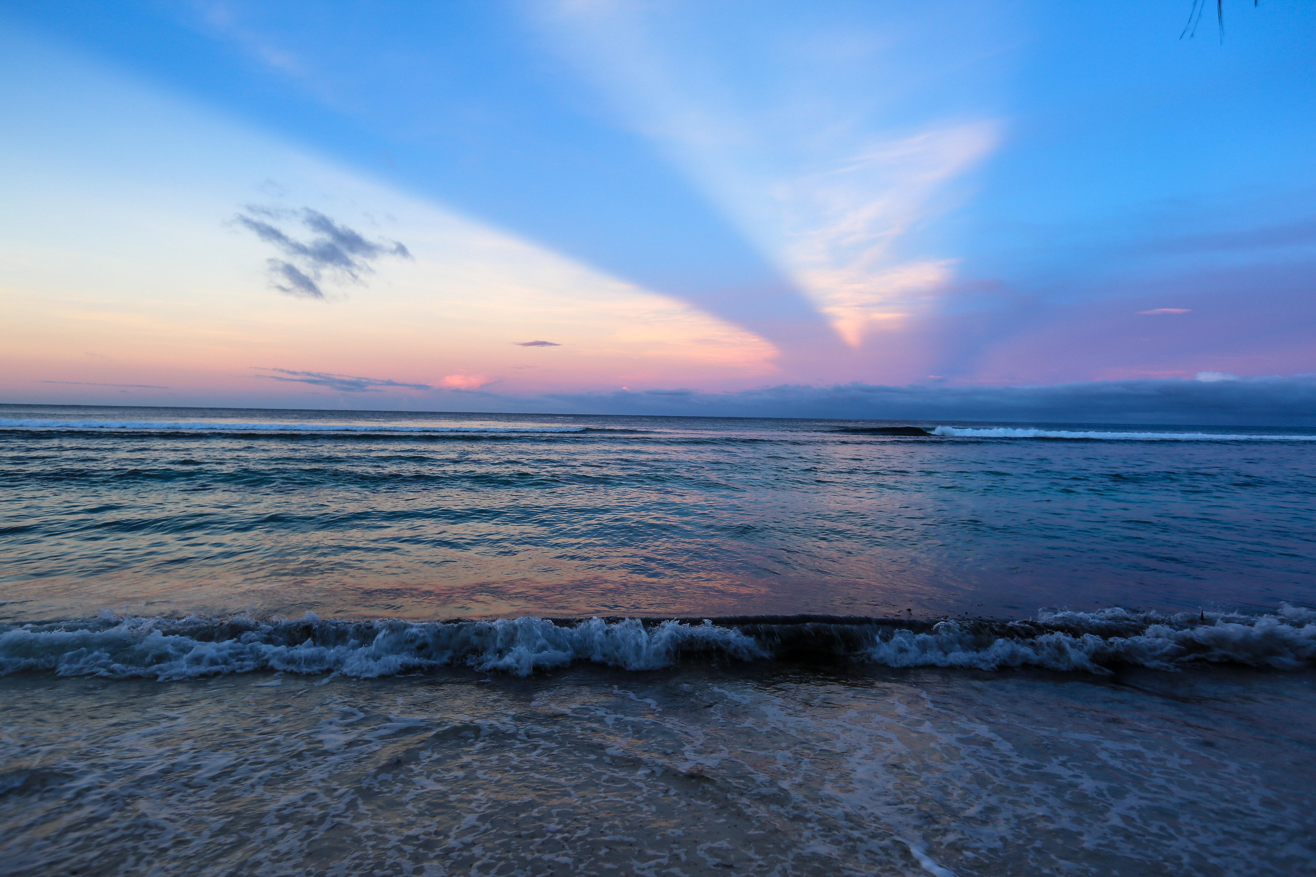 Sonnenaufgang Bird Island
