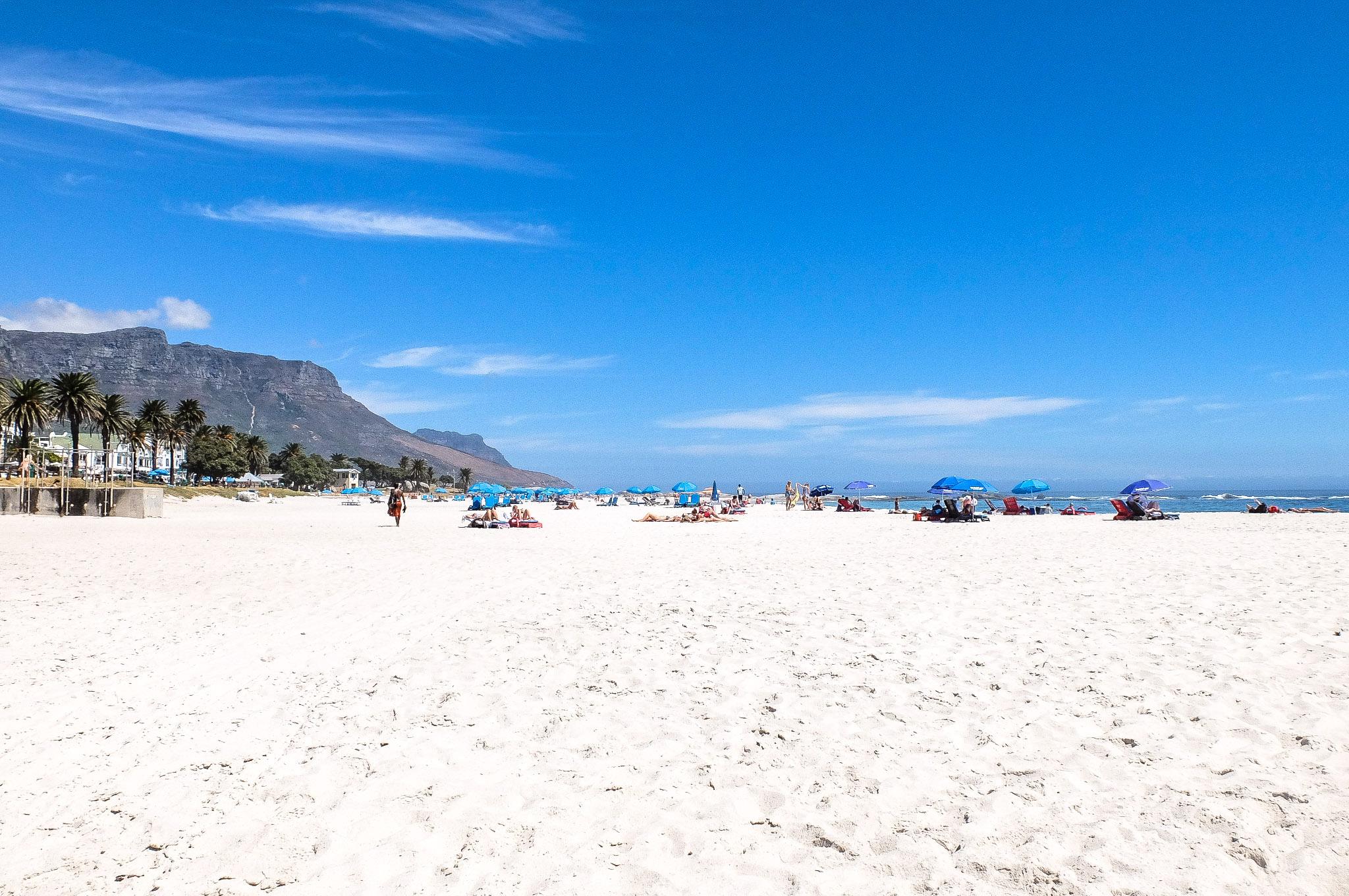 Sehenswürdigkeiten Kapstadt: Camps Bay