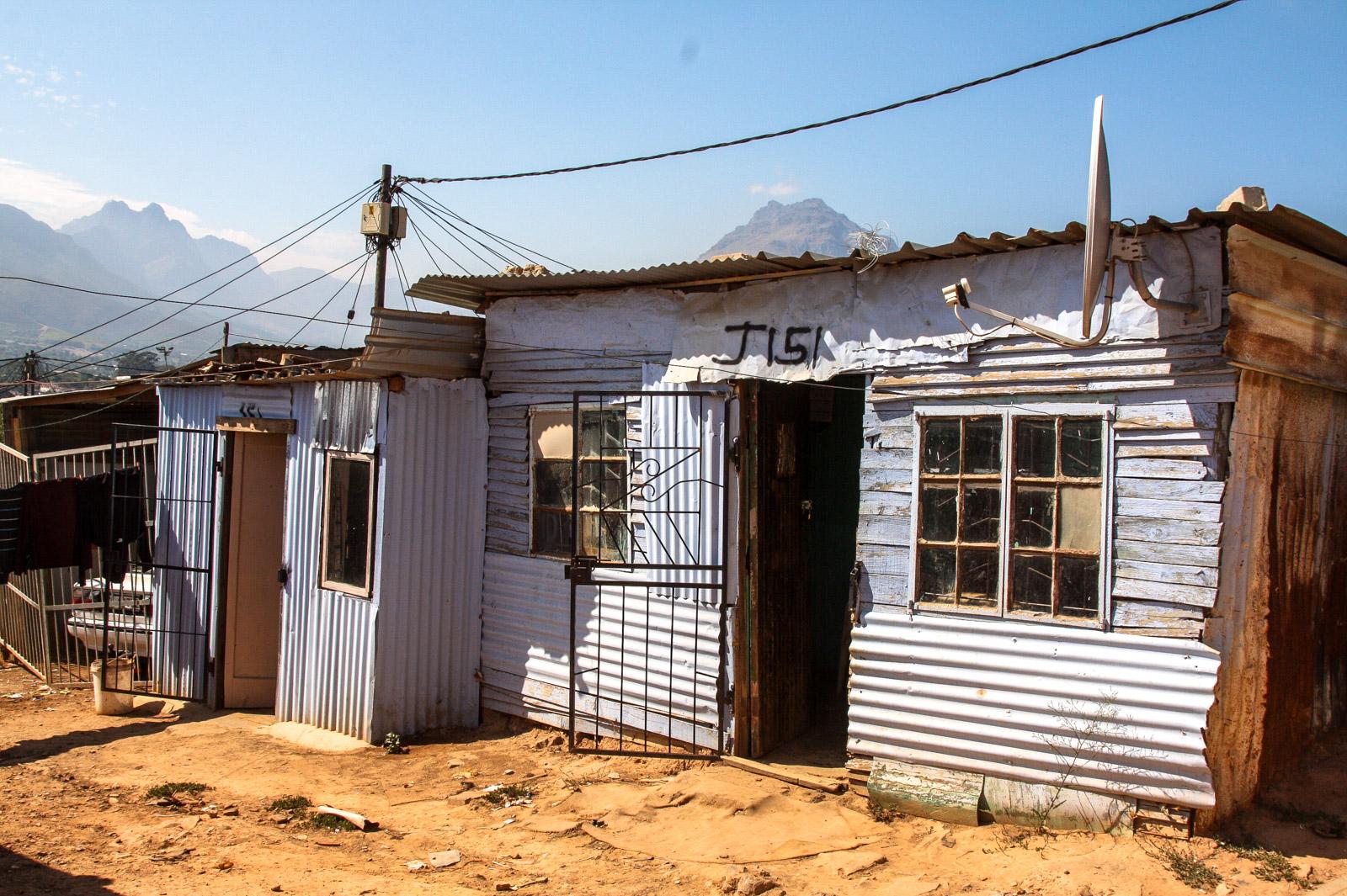 Stellenbosch Township Kayamandi