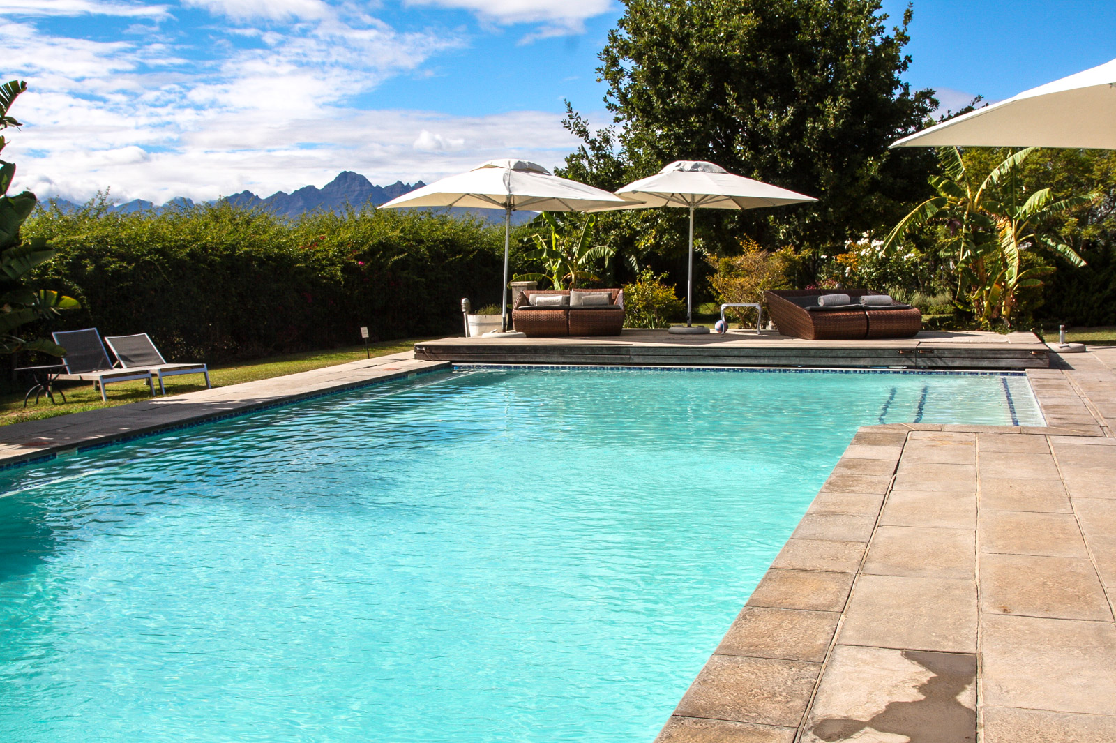 Stellenbosch Guesthouse Wedge View Country House & Spa