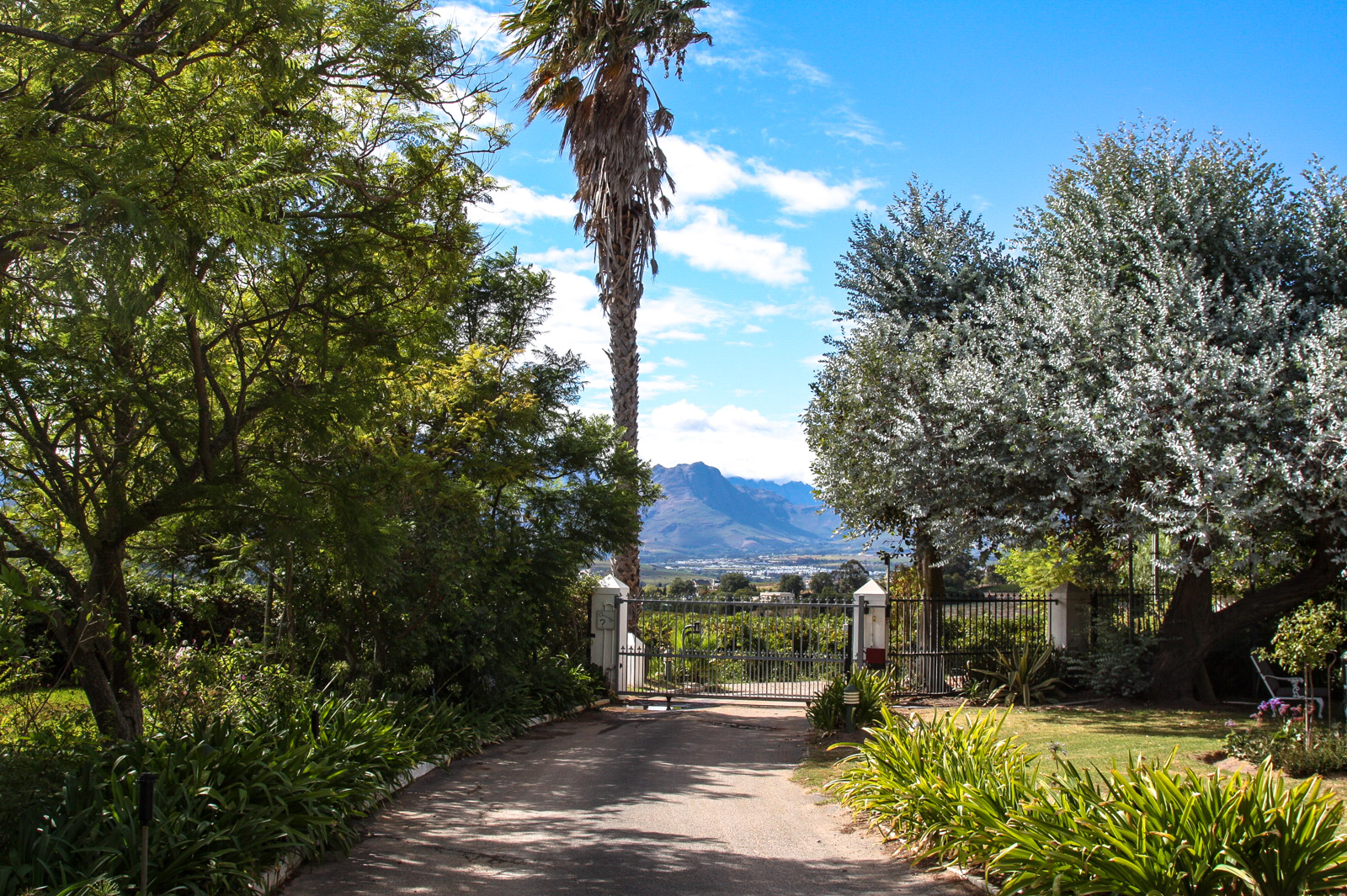 Stellenbosch WedgeView Country House & Spa