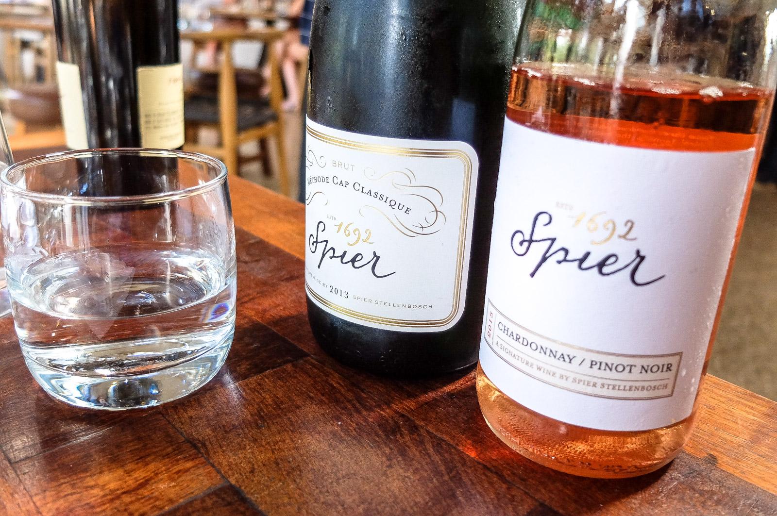 Stellenbosch Spier Wines